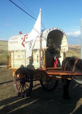 Marcha Teresiana (Medina del Campo – Alba de Tormes, 17 al 20 de septiembre)