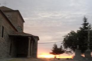 amanecer en Gotarrendura