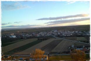 vista aérea Garcihernández