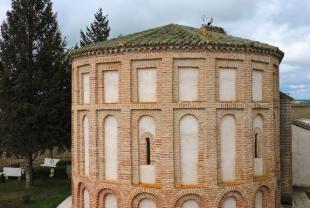 iglesia de Coca de Alba