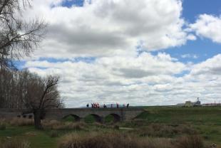 Bóveda del Río Almar - puente