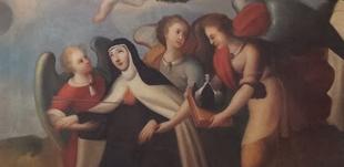 Testimonio de la muerte de Santa Teresa